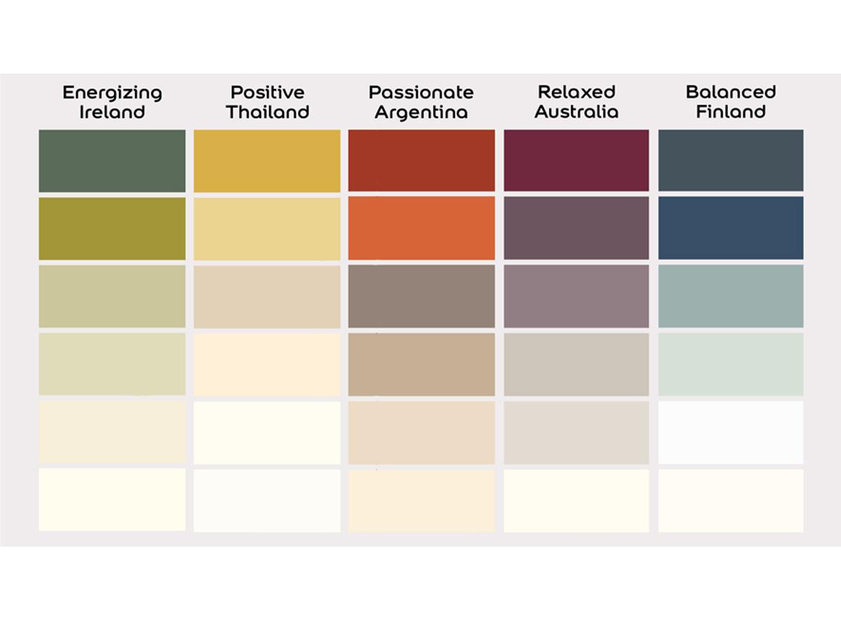 Levis Colores del Mundo